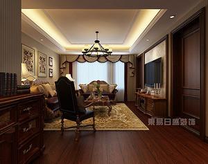 【家庭装修】客厅沙发墙装饰画图片