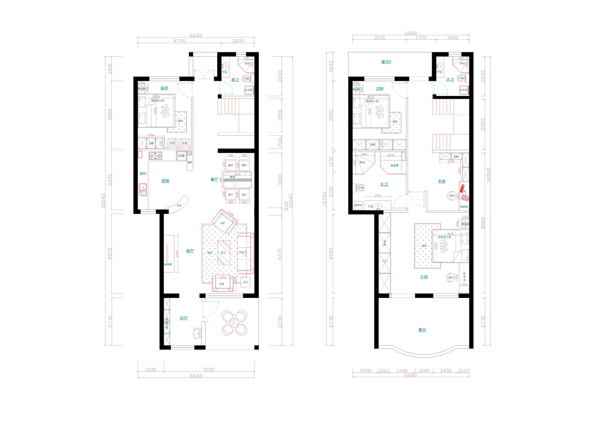 天鹅湖 欧式风格 340平米装修设计理念