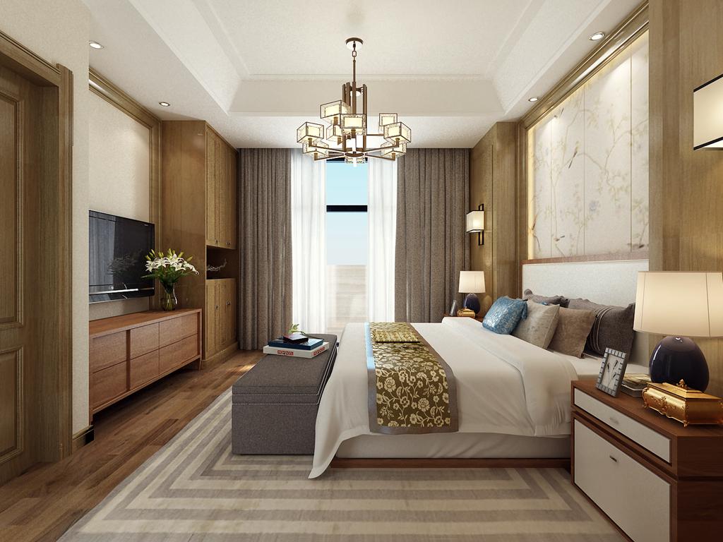 无锡两室一厅小户型装修设计技巧及设计要点是什么呢