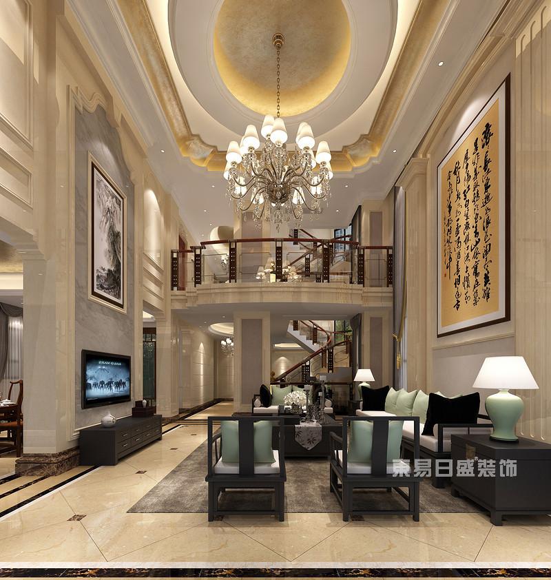 最流行的欧式古典别墅装修效果图外观效果