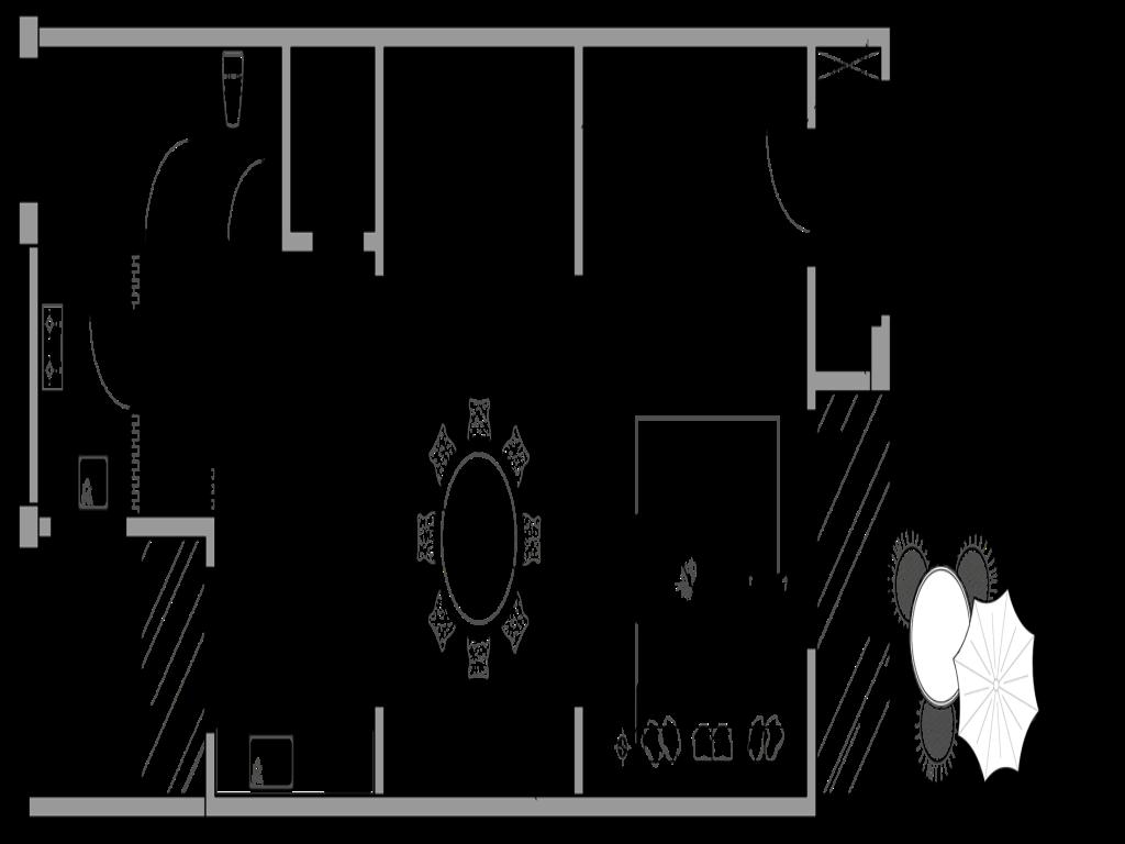 泷悦长安 480m² 现代简欧装修设计理念