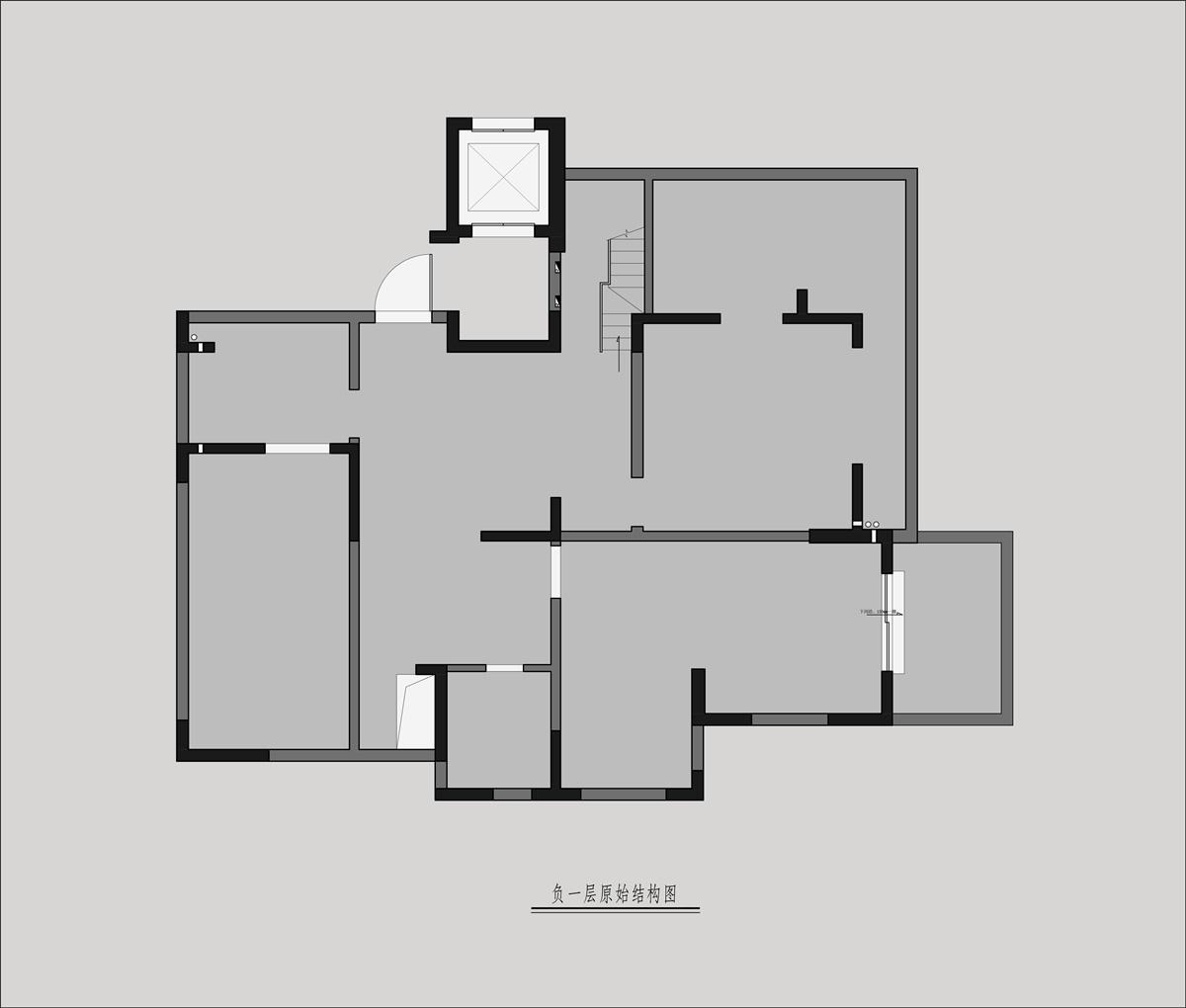 高科荣境品苑356㎡现代简约风格装修实景装修设计理念