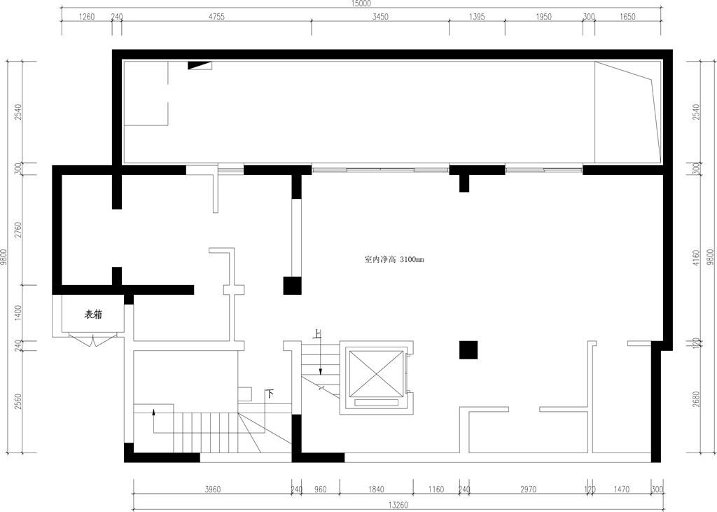 普罗旺世新中式风格600平方别墅装修设计理念