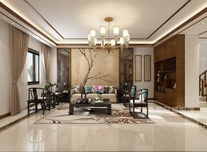 中式别墅装修风格图片,流行元素全解析