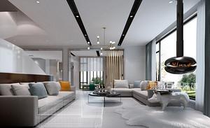 现代风格客厅装修5大注意事项