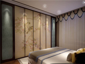 寝室设计作风结果图,寝室设计结果图赏析