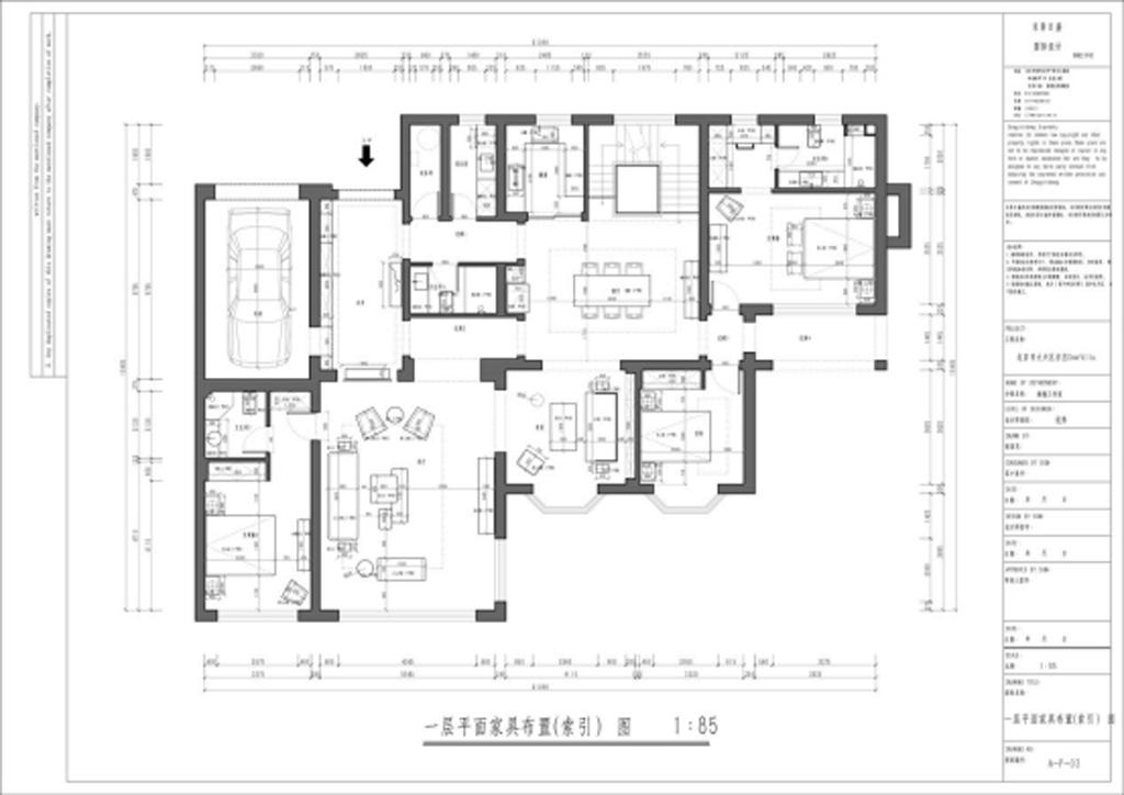 Dear Villa-332平米-欧式装修设计理念