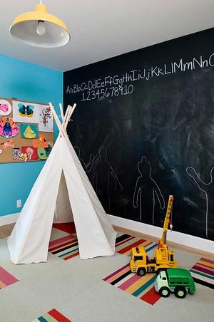 10招教你避免装修污染 健康儿童房