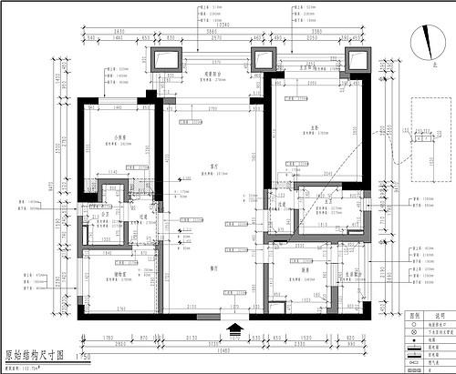 广州锦绣银湾110㎡现代轻法式装修效果图装修设计理念