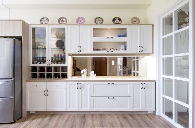 现代风格装修案例-厨房