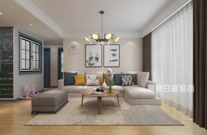 武汉室内装修设计客厅装饰画有什么风水讲究?