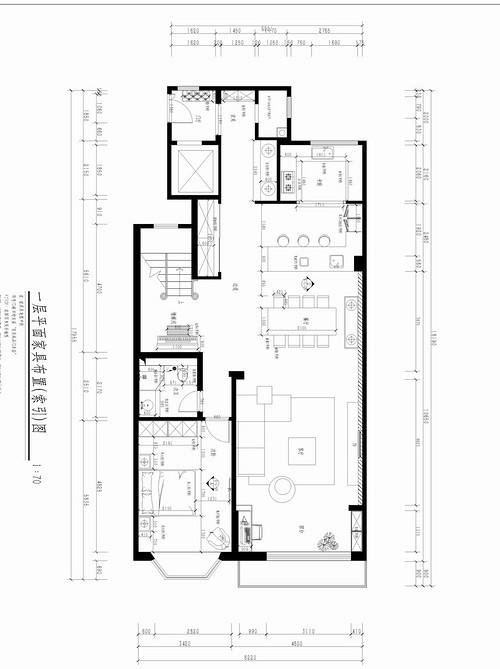 竹溪园-新中式-300平米装修设计理念