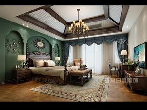 别墅装修470平方装修图片,轻松简单的自在生活