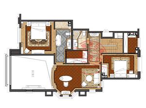 上海装修设计 复式楼装修建议 复式楼如何装修?