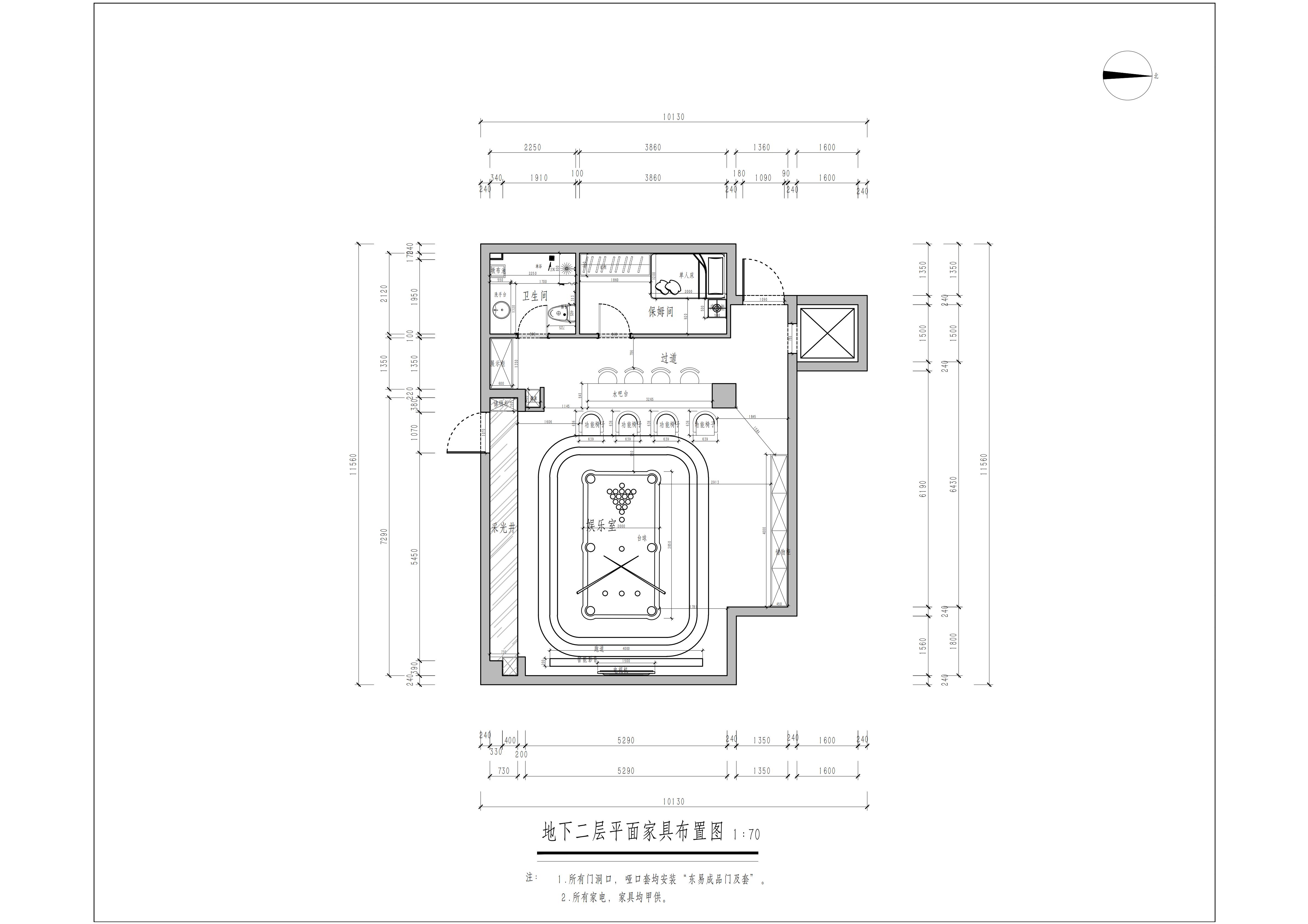 中国玺-405平米-中式-装修效果图装修设计理念