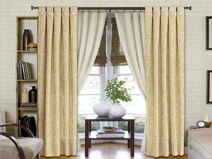 布艺窗帘的清洁和保养要点