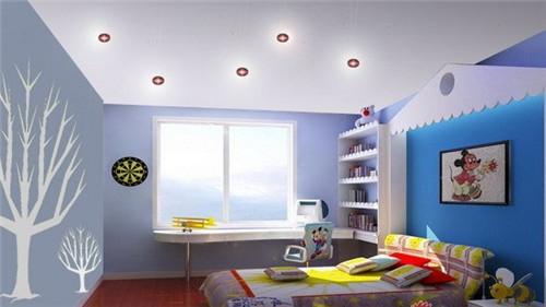 儿童房用什么颜色好?