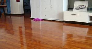 如何选购地板 三招让您满意的把地板带回家