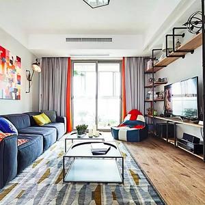 2017年客厅时尚配色方案