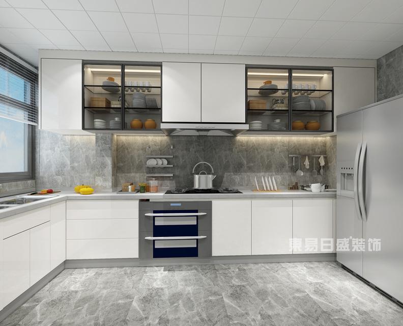房屋装修整体厨房为什么受欢迎 东易日盛解析整体厨房受宠原因