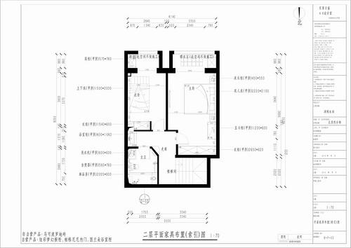 润峰水尚-现代简约-270平米装修设计理念
