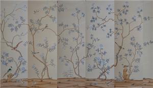 手绘墙纸四大特点解析