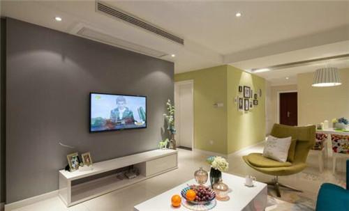 电视背景墙如何装修?(图二)