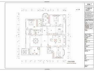 远洋天著-500平米-欧式古典-别墅户型解析