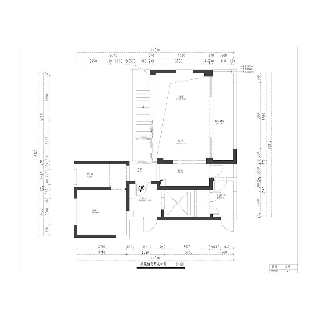 雍锦阁200平跃层港式风格装修效果图装修设计理念