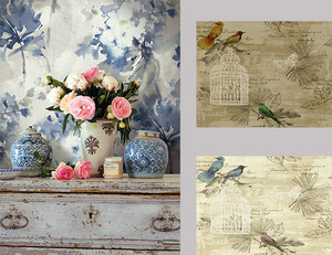 室内装修那种材料好第二篇:挑选墙纸辅料的小技巧