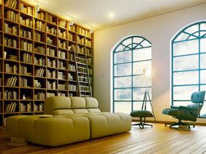 爱读书的人,装修书房都注意了这五点