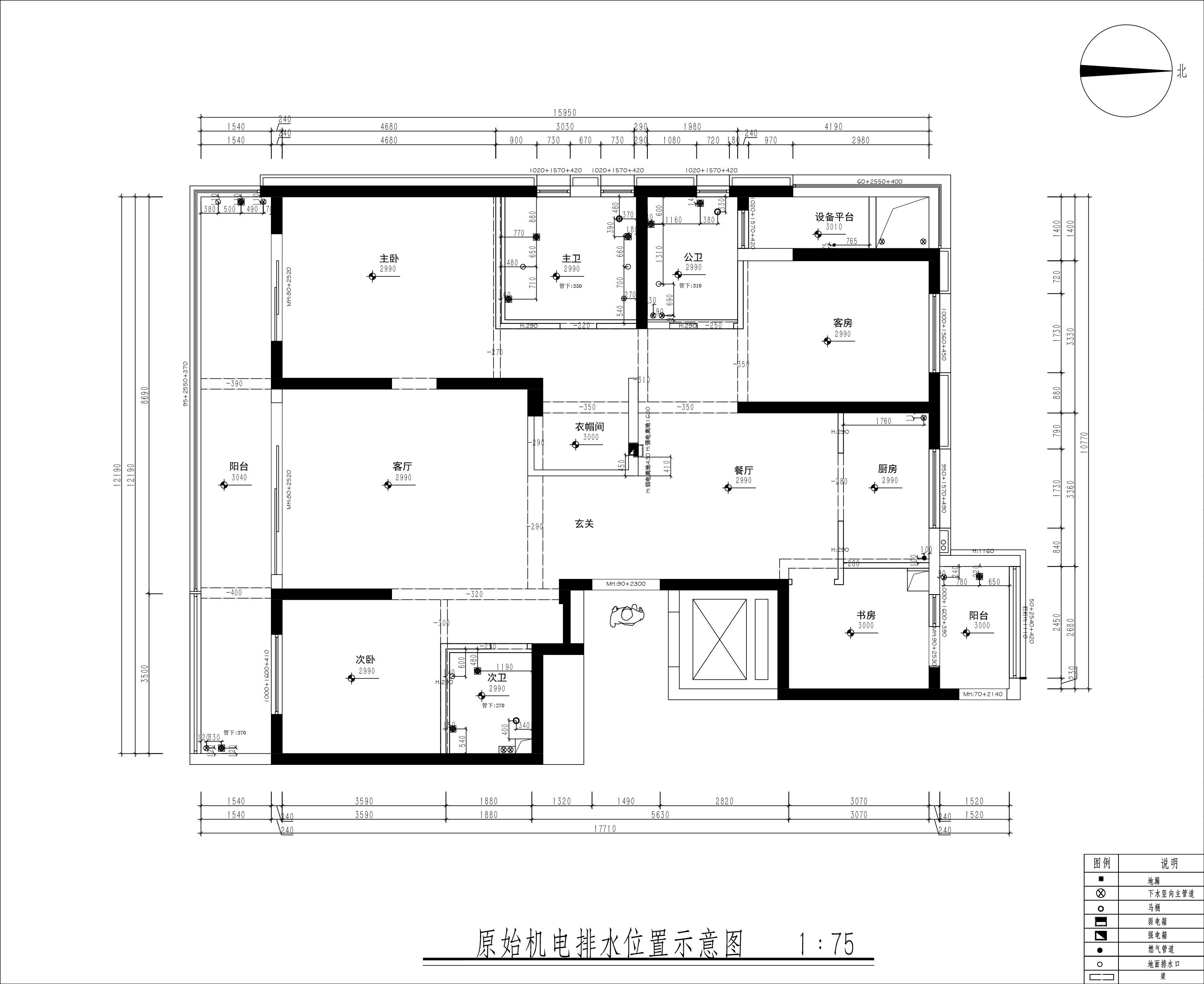 江湾城-189平-都市新奢华装修设计理念
