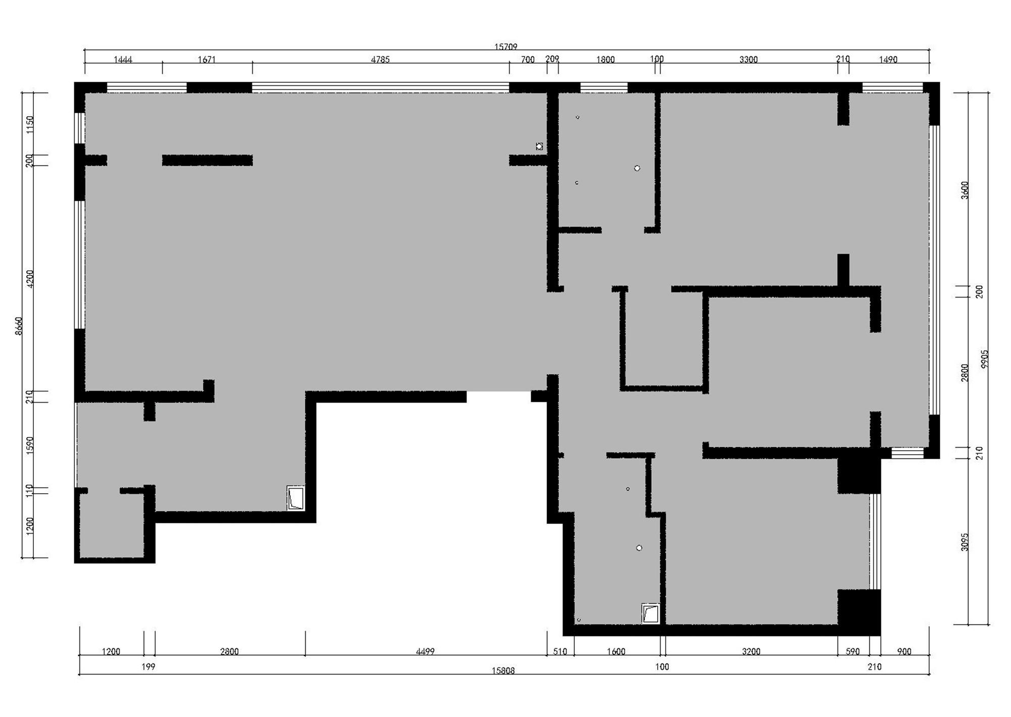 德贤公馆-现代简约风格-150平米装修设计理念