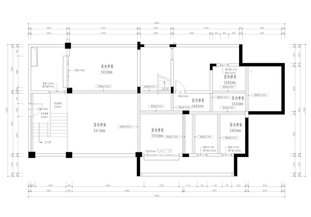 保集·湖海塘庄园592m²--轻奢、小美式混搭装修设计理念