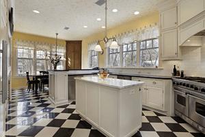 复古风的厨房设计:原来厨房也可以这么有个性!