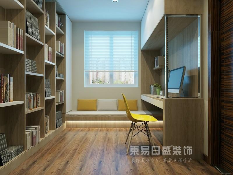 书房装修设计要点有哪些?