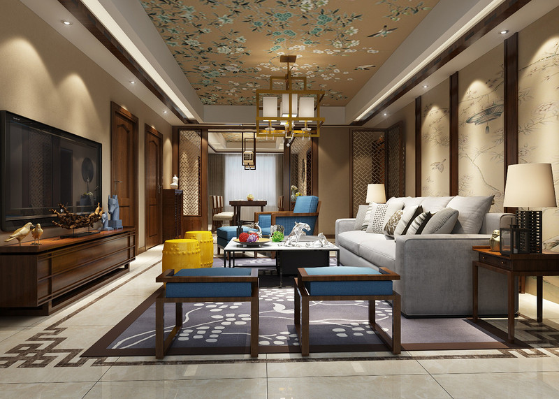 室内装修灯光照明设计分析与应用