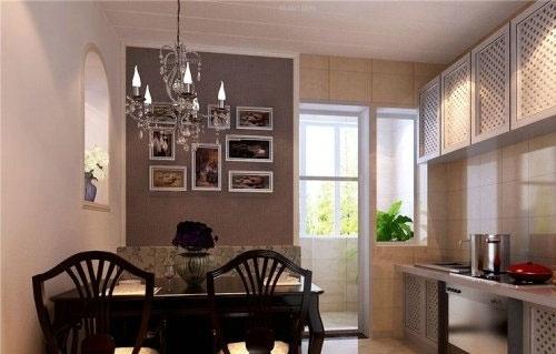 有阳台的厨房应该如何装修设计呢?
