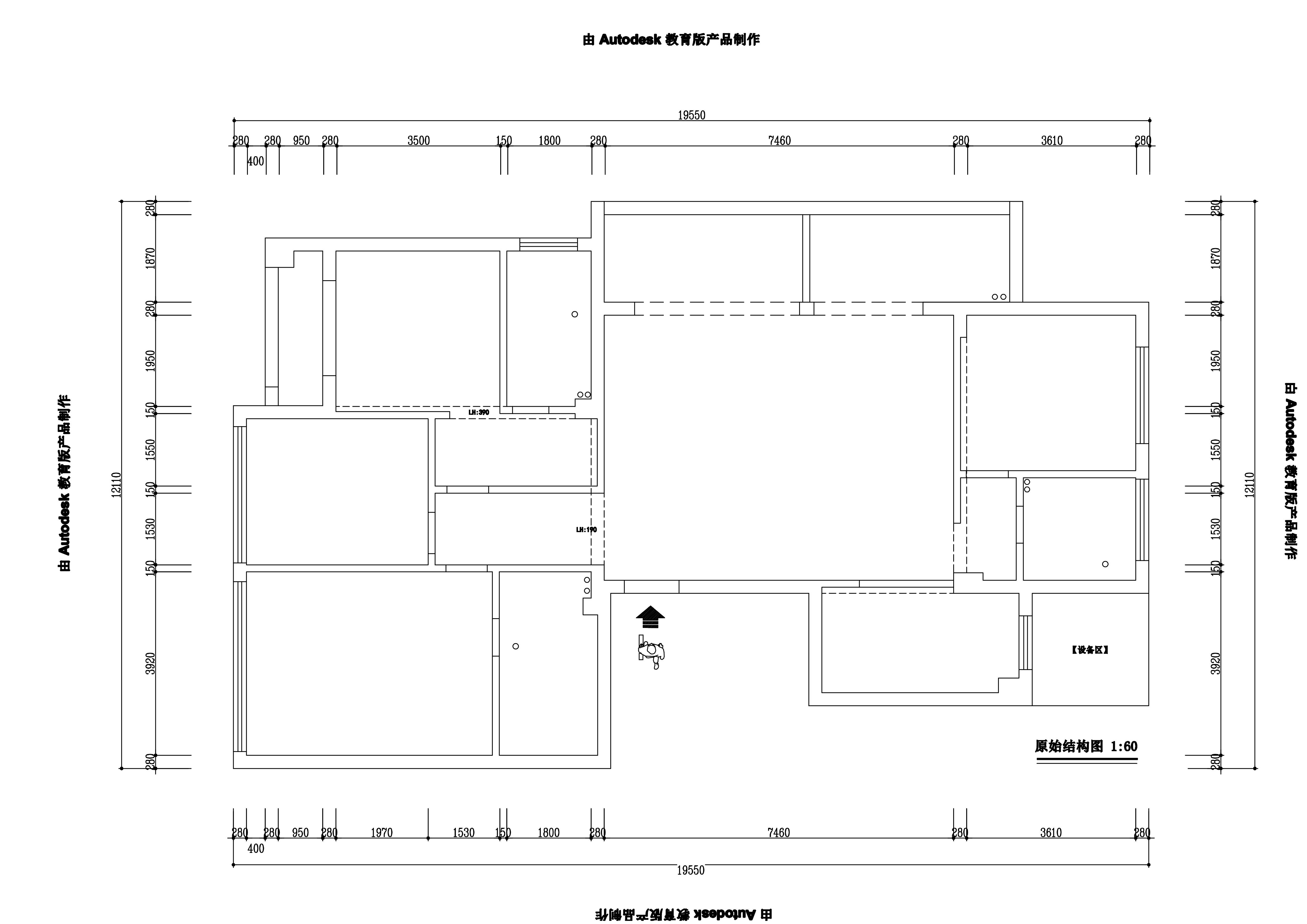 湖畔林语170㎡法式风格效果图装修设计理念