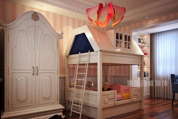 儿童卧室衣柜选购注意事项,孩子健康成长有技巧