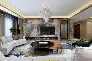 家居装饰中大理石设计,瞬间提升空间质感!--太原东易日盛搜集整理