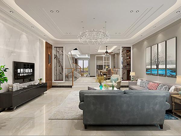 客厅什么窗帘颜色好 怎样搭配才能让你的家美翻