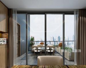 客厅与阳台如何隔断 教你一些技巧