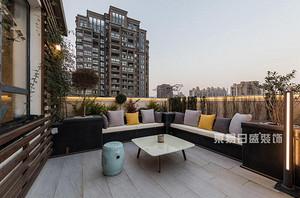 开放式阳台如何装修 让新家实用美观
