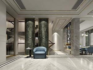 室内装修设计公司解析玄关柜如何装修设计又美又实用