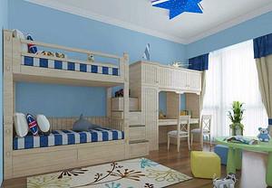 儿童房装修设计技巧和设计注意事项
