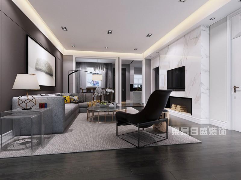 客厅装修瓷砖如何选择?长沙装修公司分享客厅瓷砖选购技巧