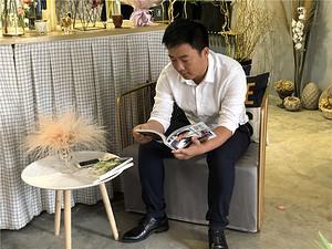 佛山东易日盛主任设计师王建锋专访特辑:设计生活,以人为本