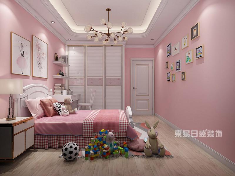 儿童房间装修设计有何不同及注意事项