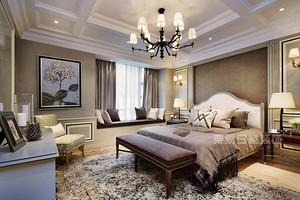 别墅卧室背景墙装修,这样设计真是美翻了